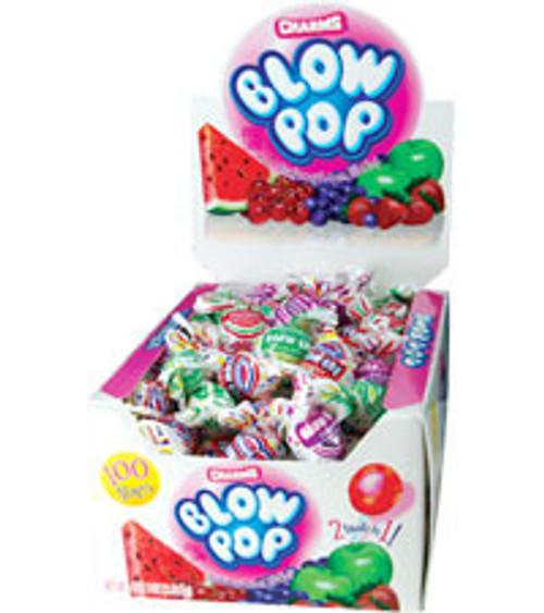 Blow Pops Assorted 100 Count