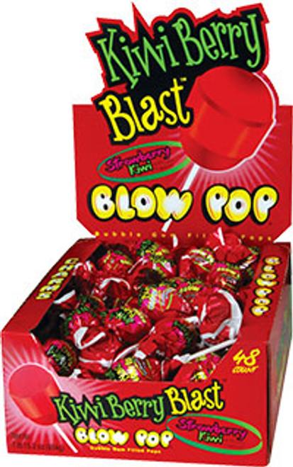Blow Pops Kiwi Berry 48 Count