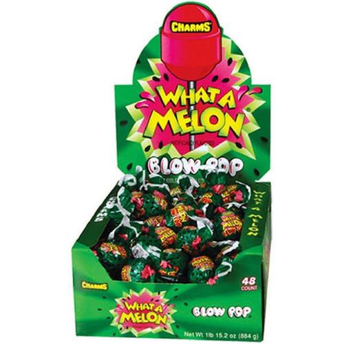 Blow Pops What a Melon 48 Count