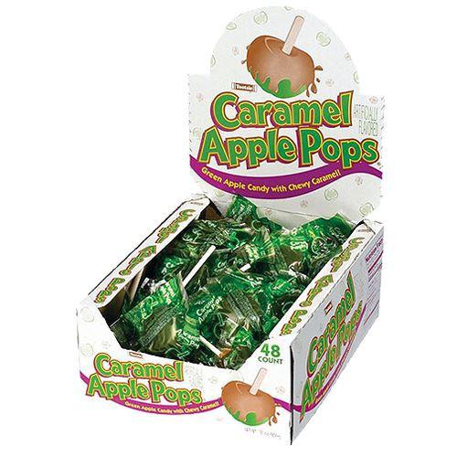 Carmel Apple Pops 48 Count