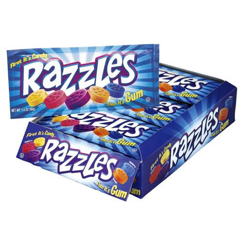Razzles 1.4 Ounce 24 Count
