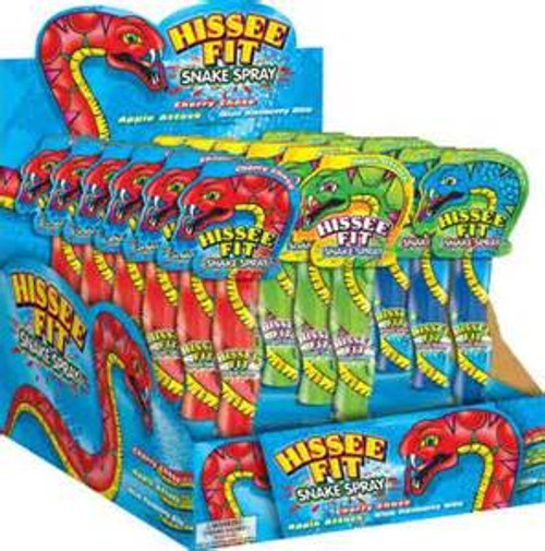 Hissee Fit Snake Spray 1.22 Ounces 18 Count