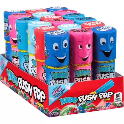 Push Pop Jumpin Jumbo 18 Count