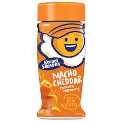 Kernel Seasons Nacho Cheddar 0.9 Ounce 48 Count