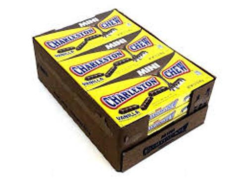 Charleston Chew Vanilla 4.75 Ounce 12 Count Theatre Box