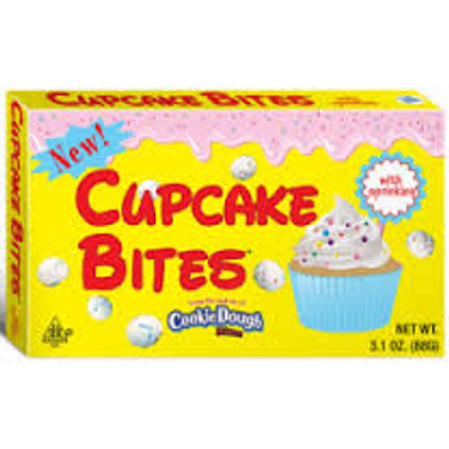 Cupcake Bites 3.1 Ounce 12 Count Theater Box