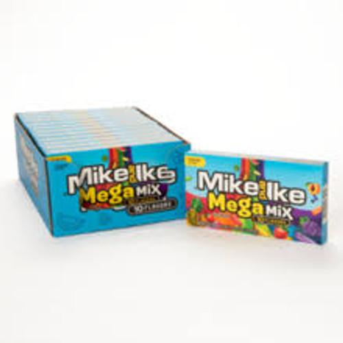 BX Mike & Ike Mega Mix 5oz 12ct