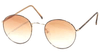 Tinted Bifocals in a Lennon Style