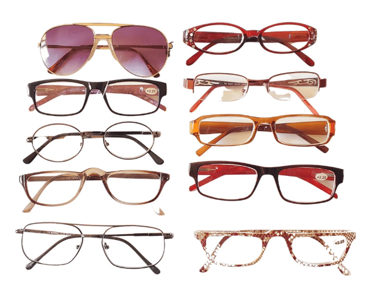 Assorted Reading Glasses for Women