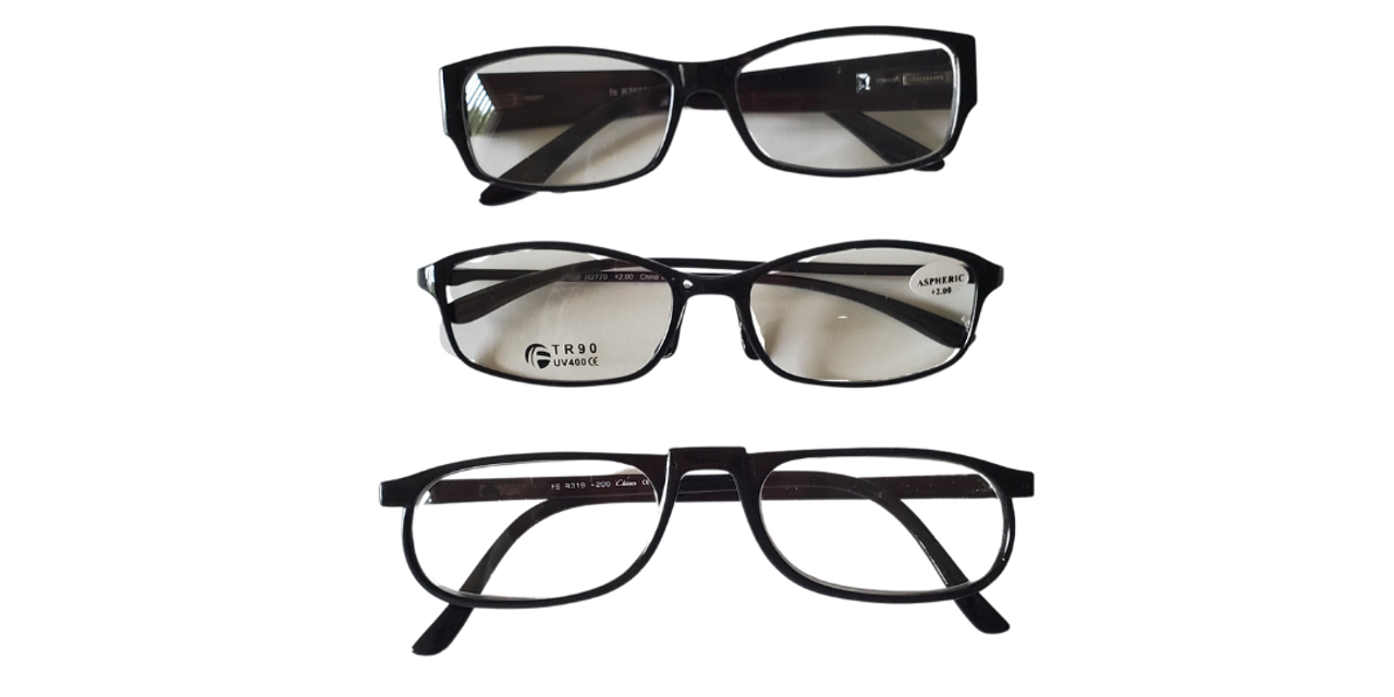 Black Readers Value Pack in Assorted Styles