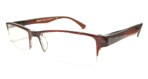 The Halfway Point- Rimless Spring Hinge Readers