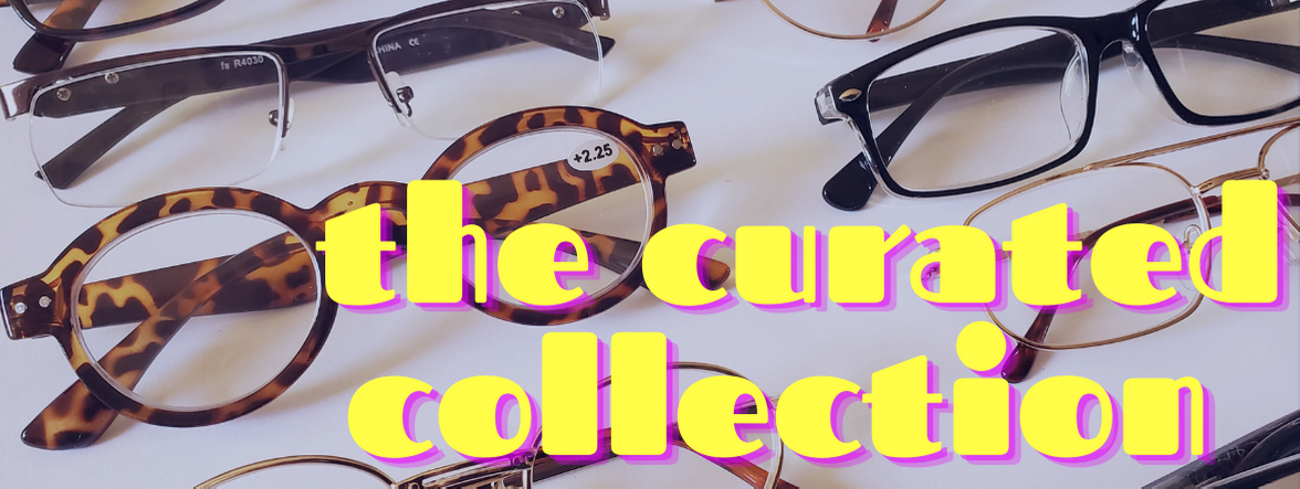 American Reading Glasses offer a curated selection of affordable reading glasses.