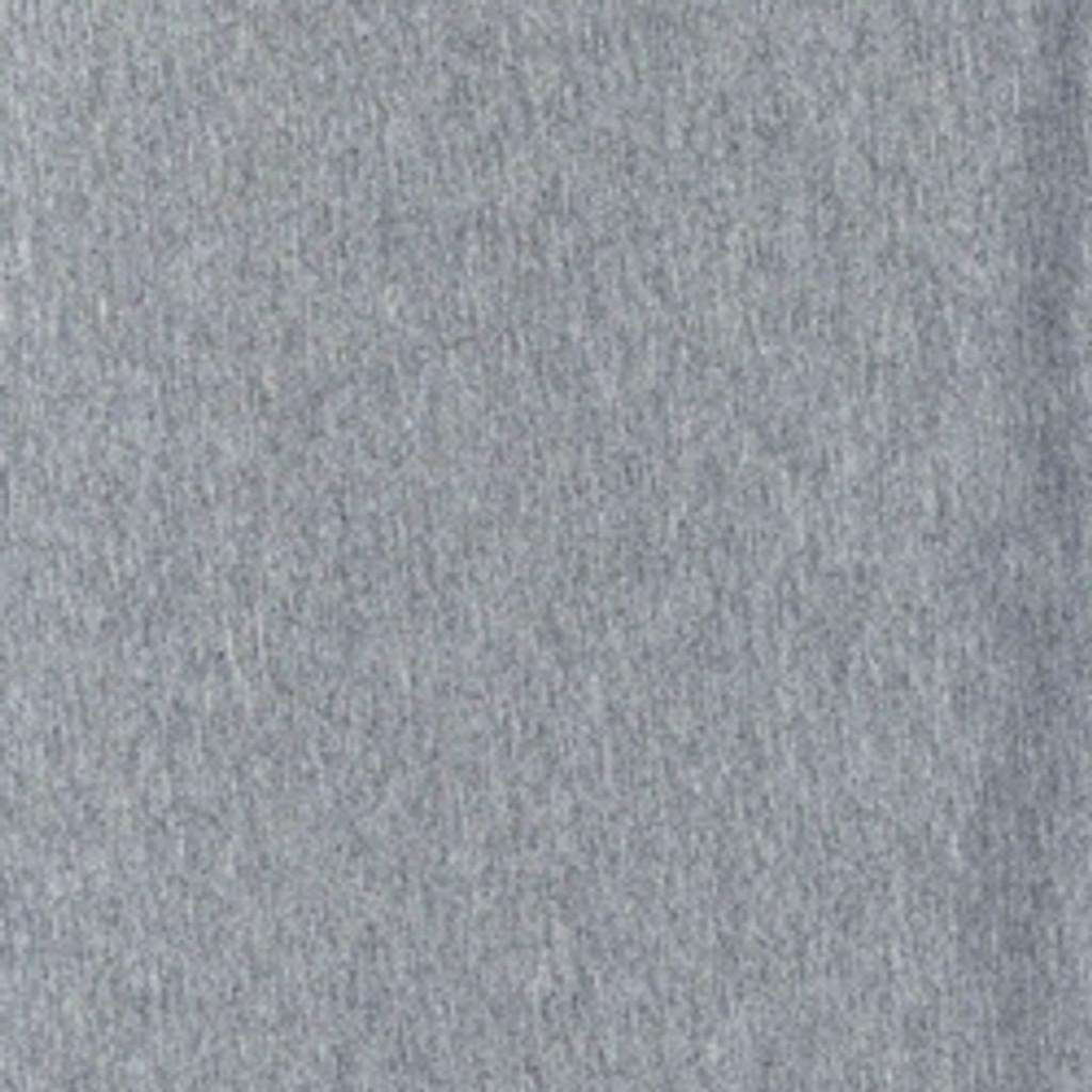 Heather Grey 10oz Knit - 10 YARD BOLT