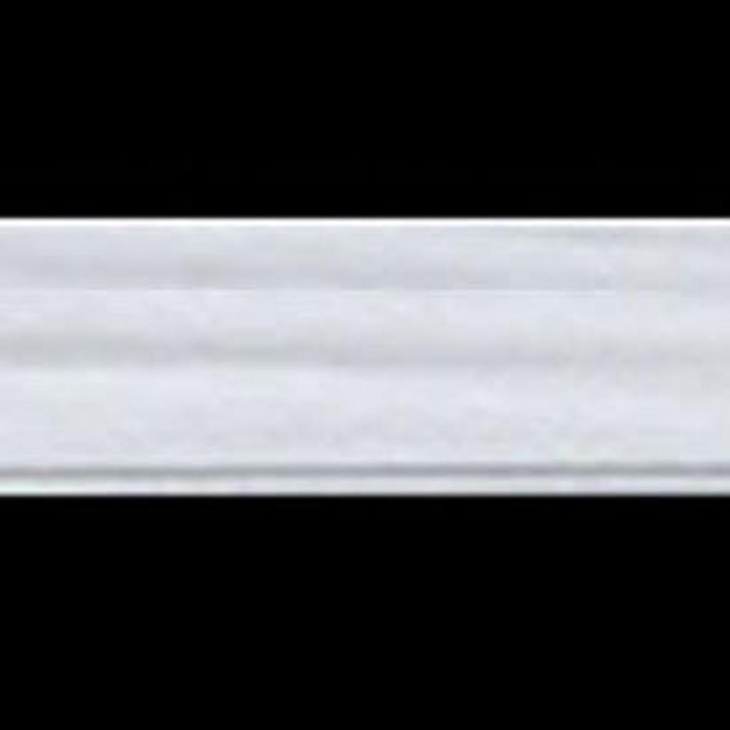White Double fold Bias Tape