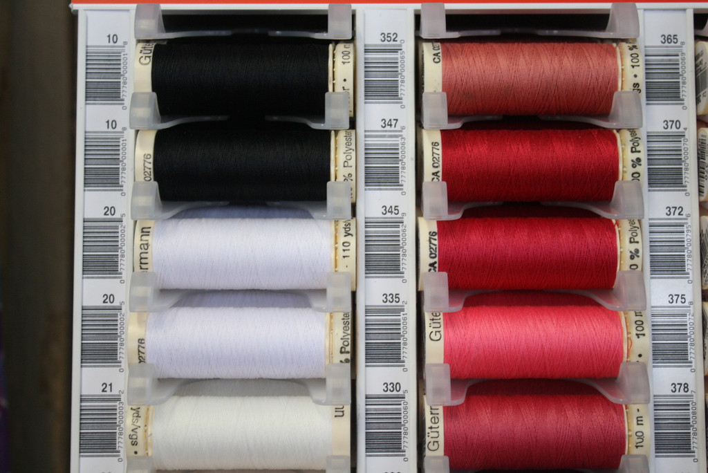 Coral Rose #352 Polyester Thread - 100m