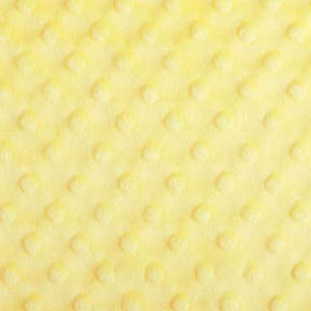 Sunshine Dimple Minky - Shannon Fabrics