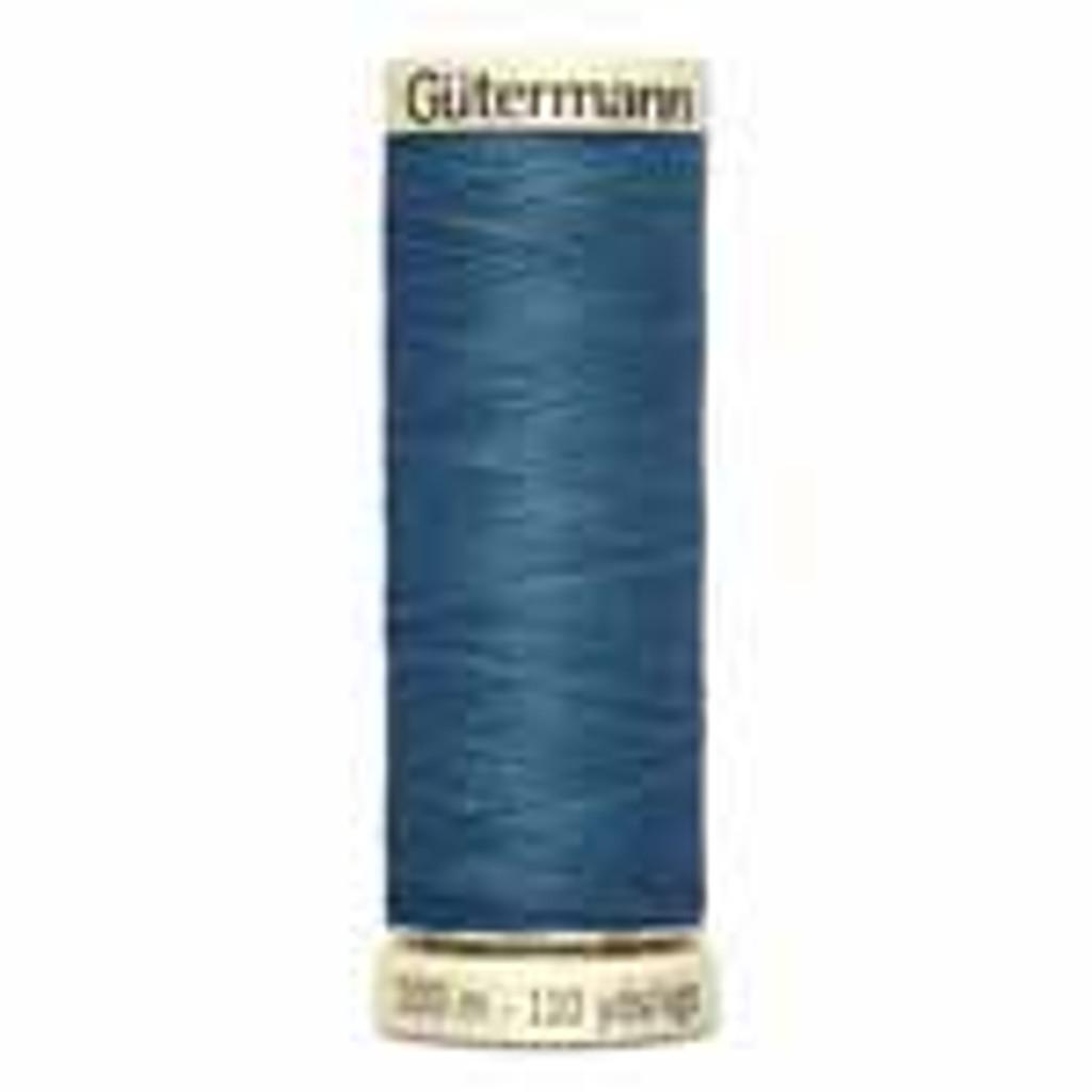 Light Teal #635 Polyester Thread - 100m