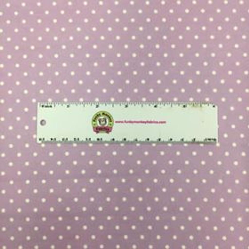 Tiny Dots Lavender - Robert Kaufman Flannel - 1/2 yard