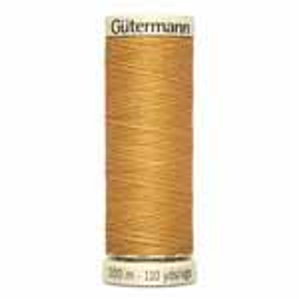 Gold #865 Polyester Thread - 100m