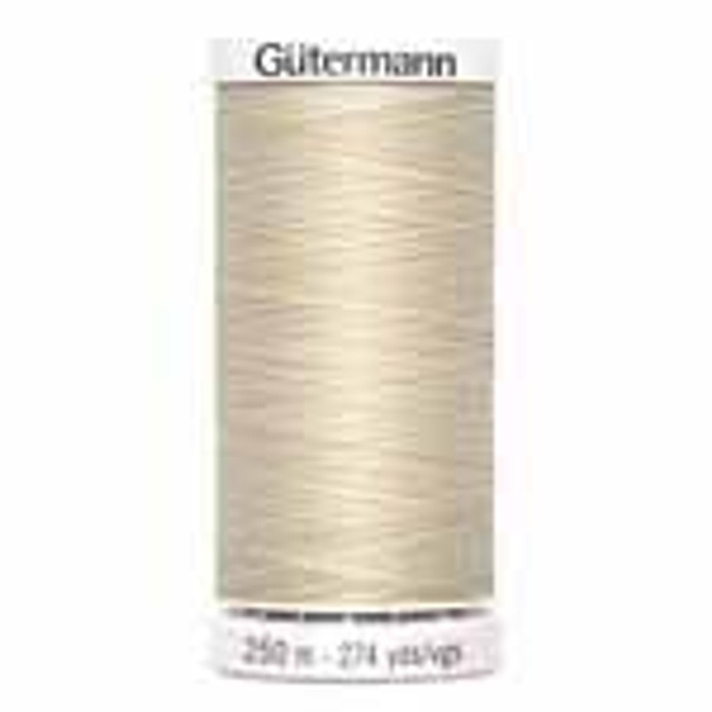 Bone #30 Polyester Thread - 250m