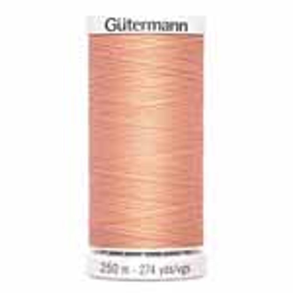 Peach #365 Polyester Thread - 250m