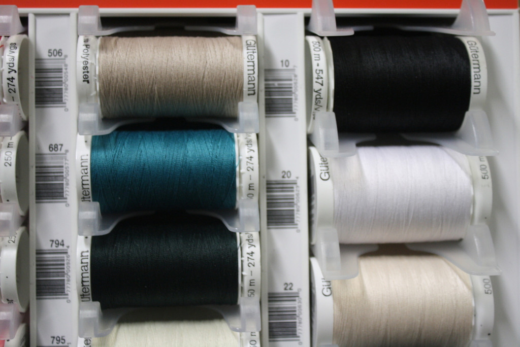 Eggshell #22 Polyester Thread - 500m