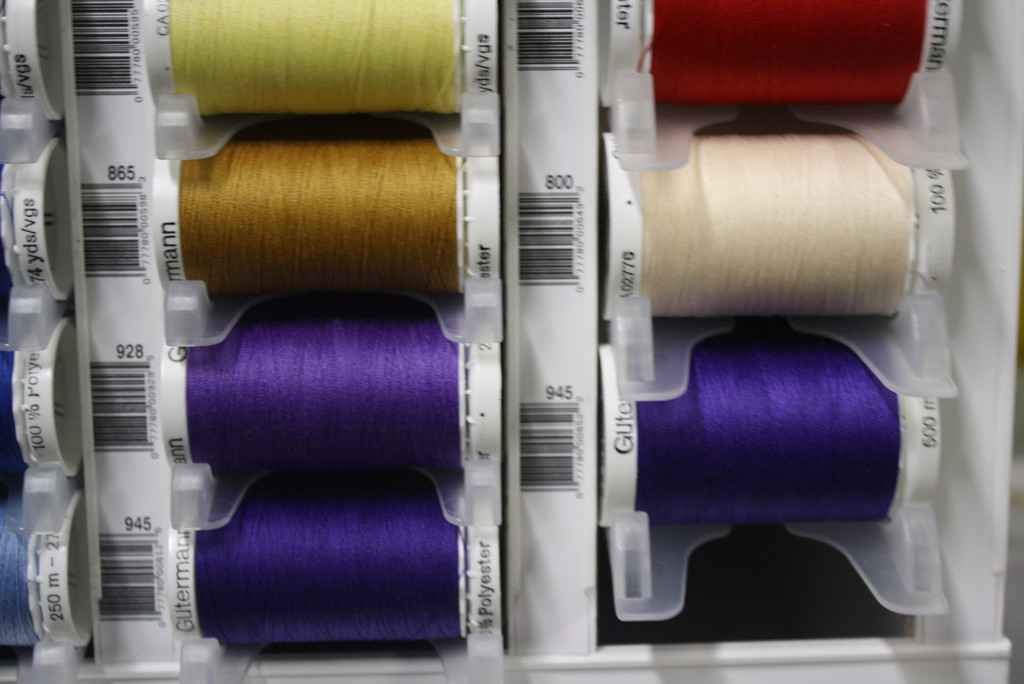 Ivory #800 Polyester Thread - 500m