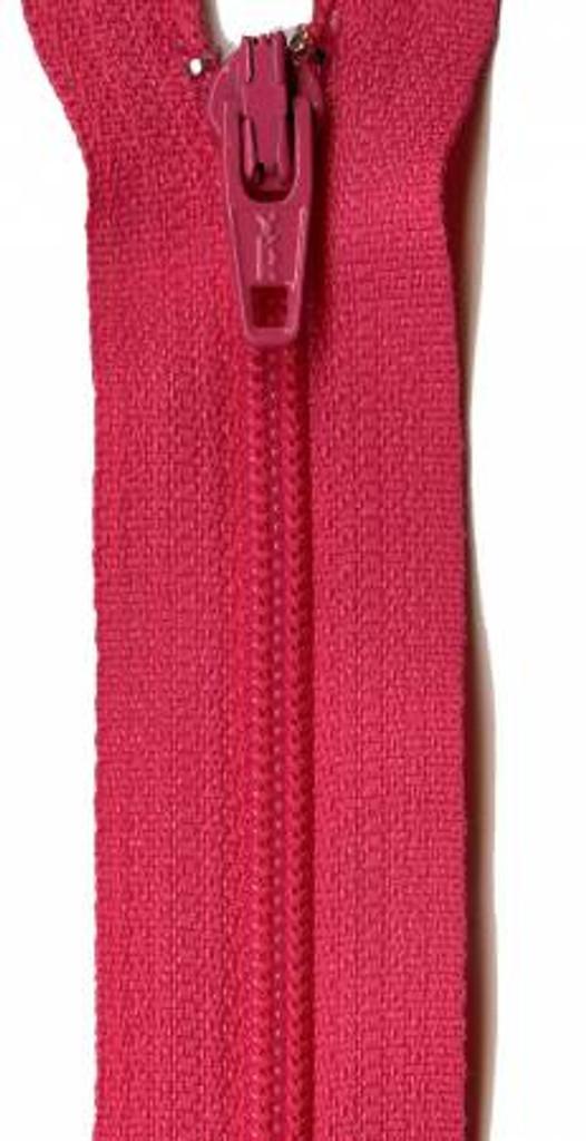 35.5cm or 14in Zipper - Bubble Gum