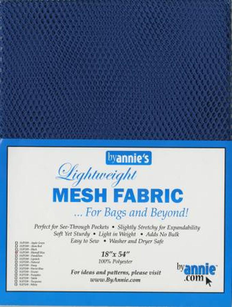 """Mesh Lite Weight Blastoff Blue - 18x54"""" package"""