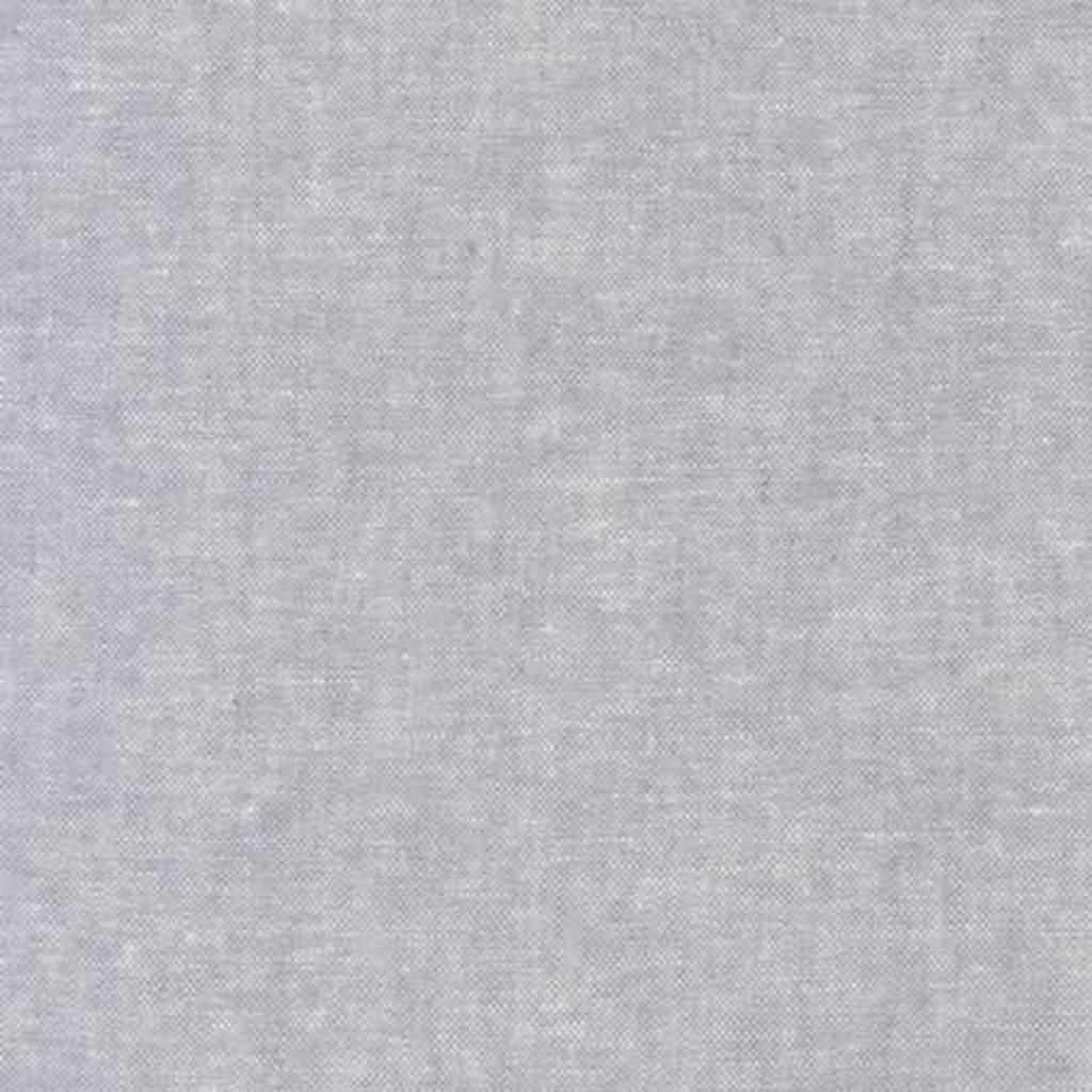 Essex Yarn Dyed Linen - Textured Steel (E064-91)