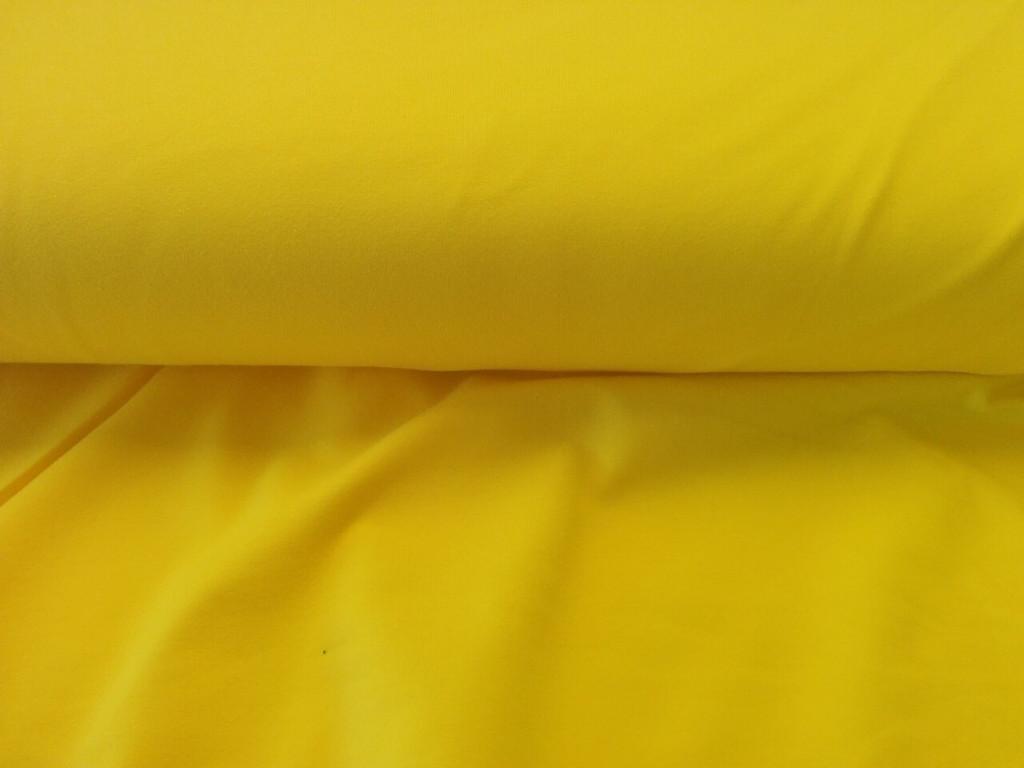Yellow 10oz Knit - 15 YARD BOLT