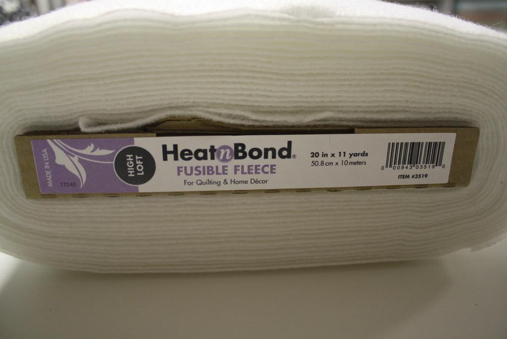 Heat & Bond - Fusible Fleece (HB 3519)