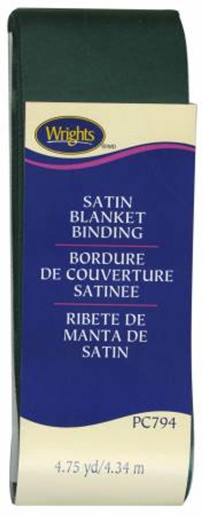 Hunter Satin Blanket Binding (117794925)