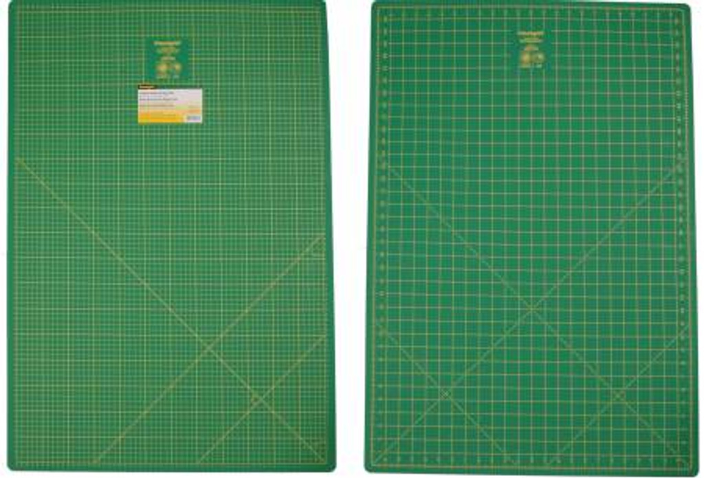 """24x36"""" Double Sided Green Cutting Mat Omnigrid (36MDS)"""
