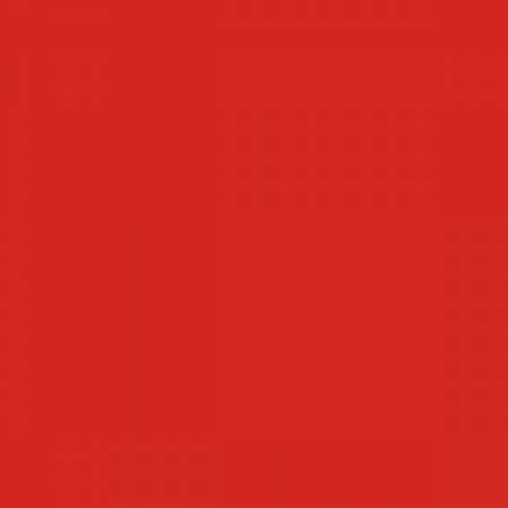 Red Poly/Cotton Blend Solid - 1/2 yard
