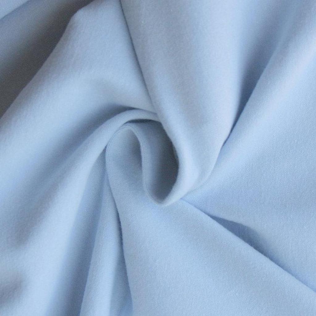 Light Blue 10oz Knit - 10 YARD BOLT