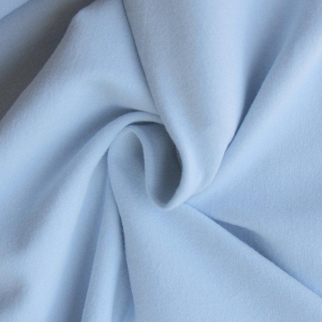 Light Blue 10oz Knit - 15 YARD BOLT