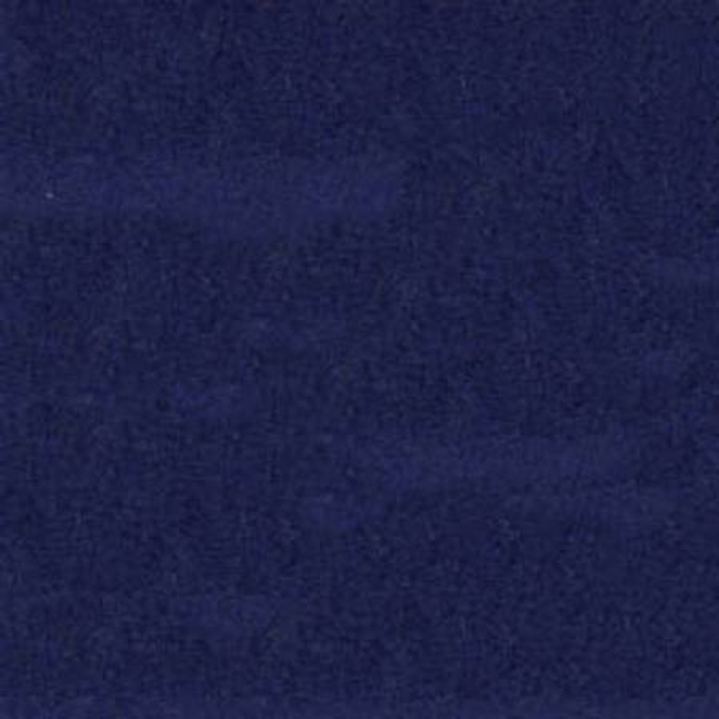 Navy Micro Fleece - 1/2 yard (369-17)