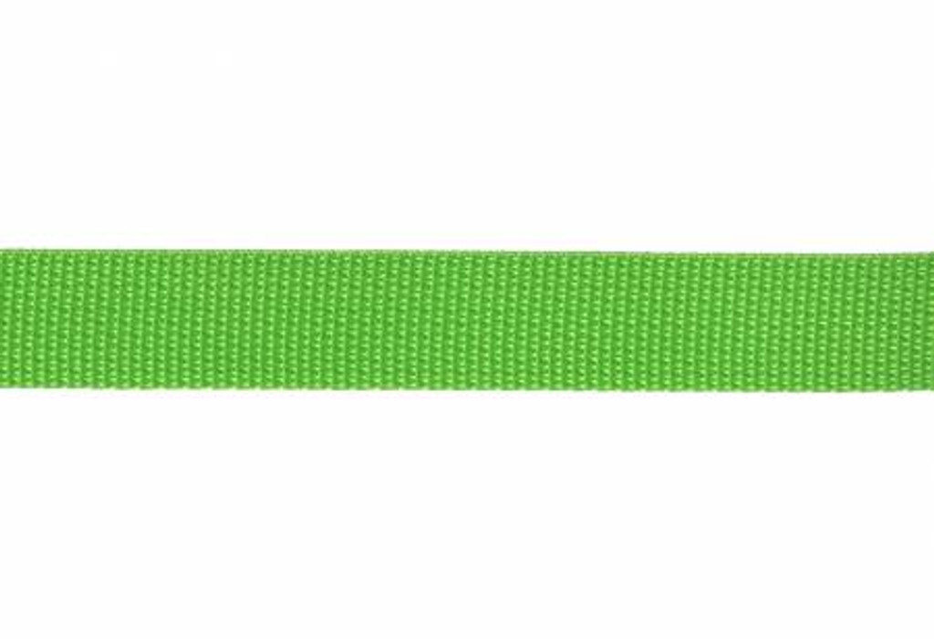 Webbing - Lime Green