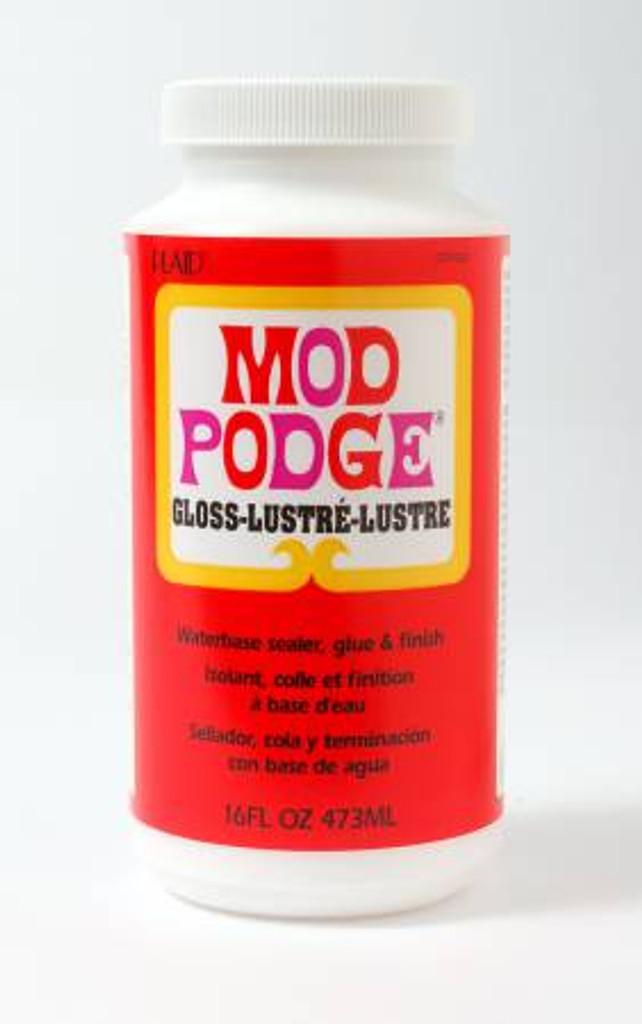 Mod Podge Gloss Finish Glue 16oz (CS11202)