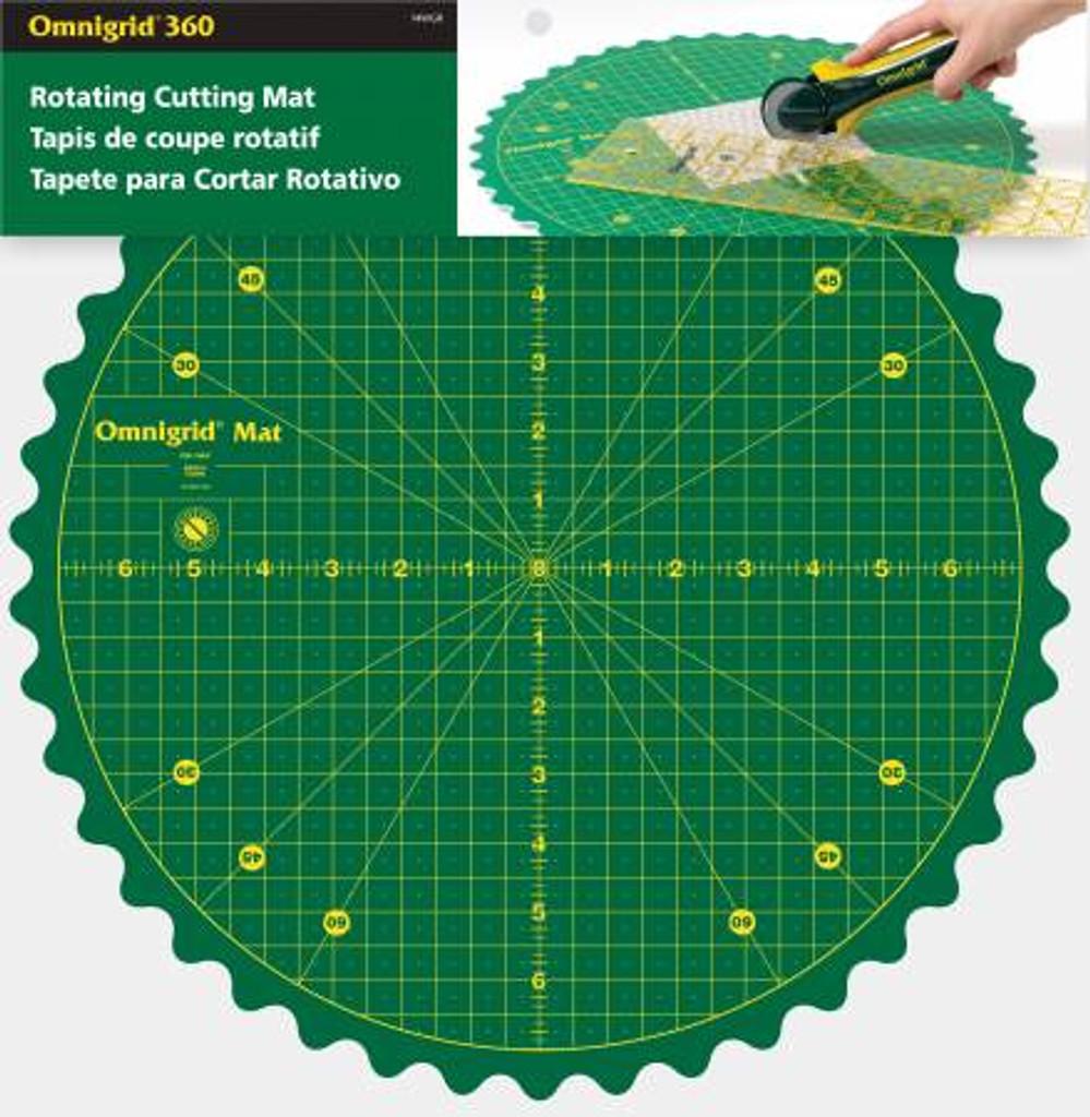 Omnigrid Rotating Mat (14WGR)
