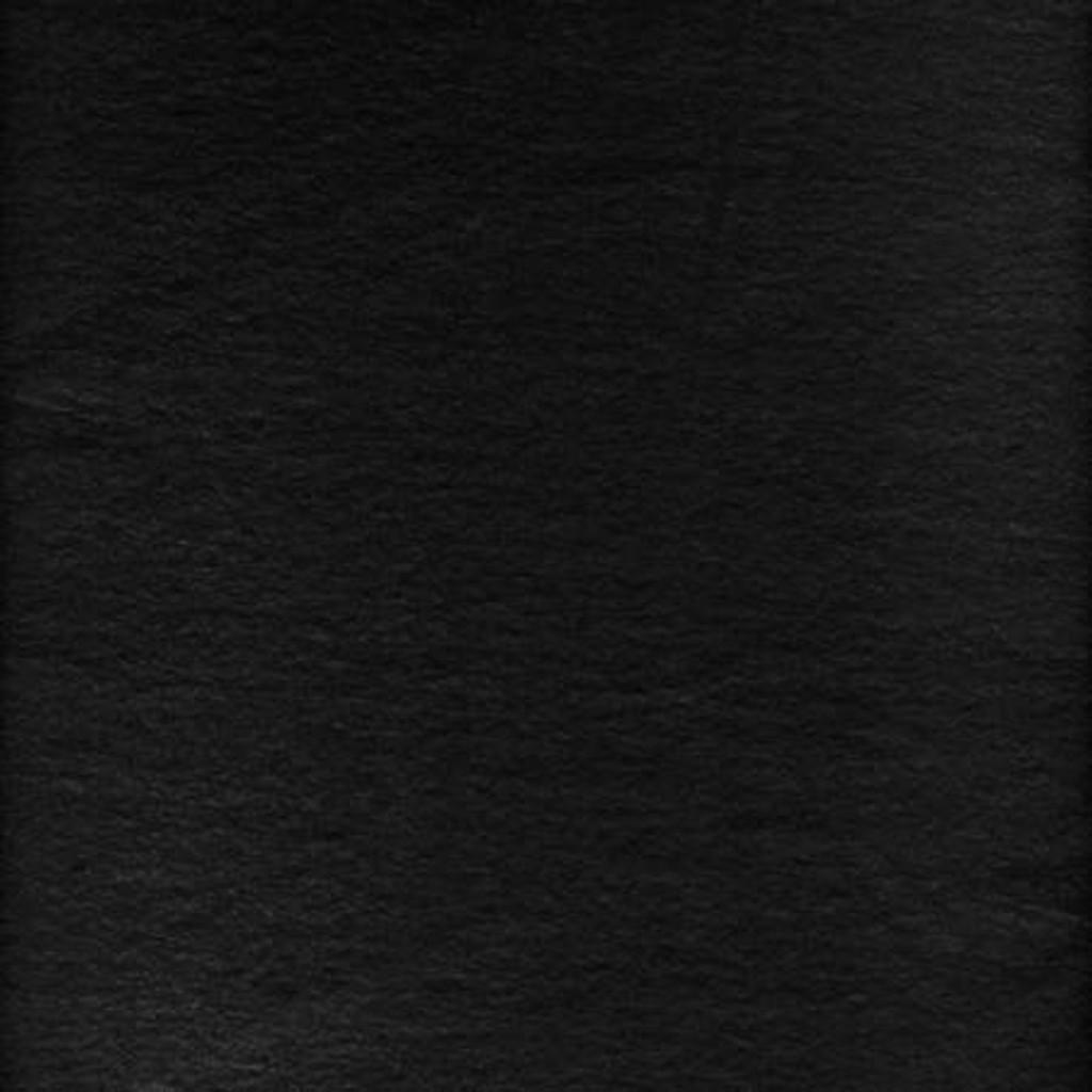 Black Luxe Anti-Pill Fleece - 1/2 yard (DX19170A23)