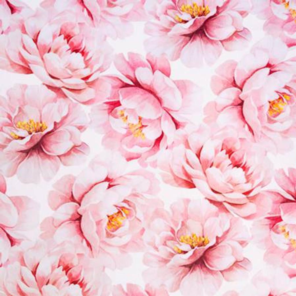 Digital Cuddle Petal Dusty Rose - Shannon Fabrics Minky - 1/2 yard