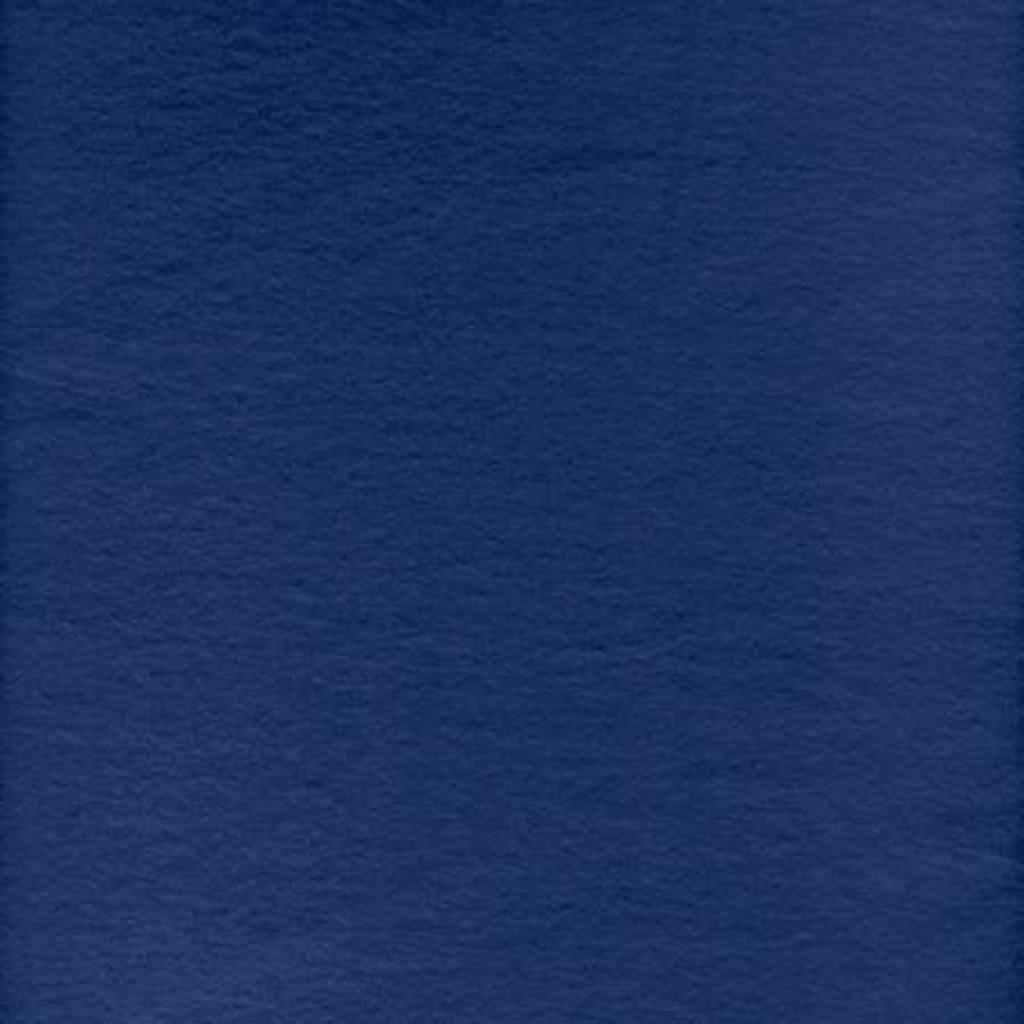 Navy Luxe Anti-Pill Fleece - 1/2 yard