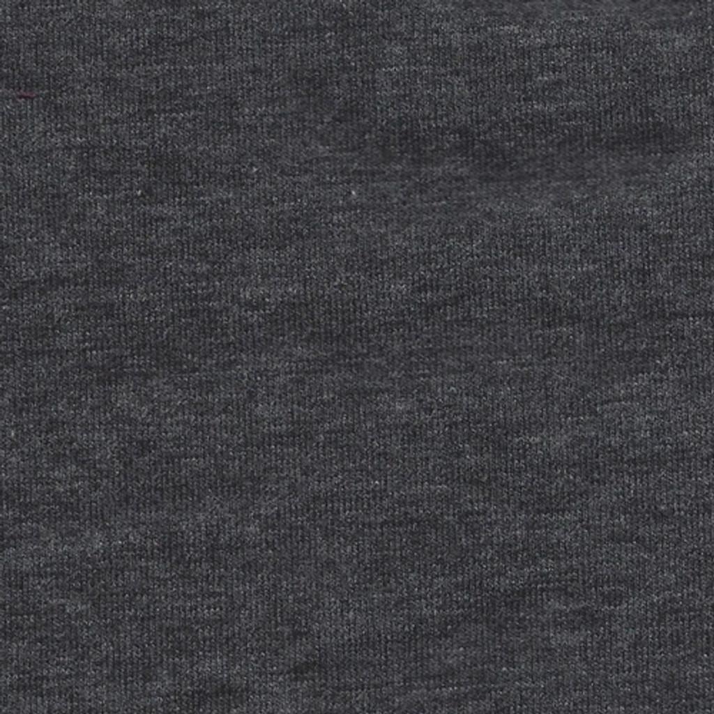 Charcoal 2 Tone 10oz Knit
