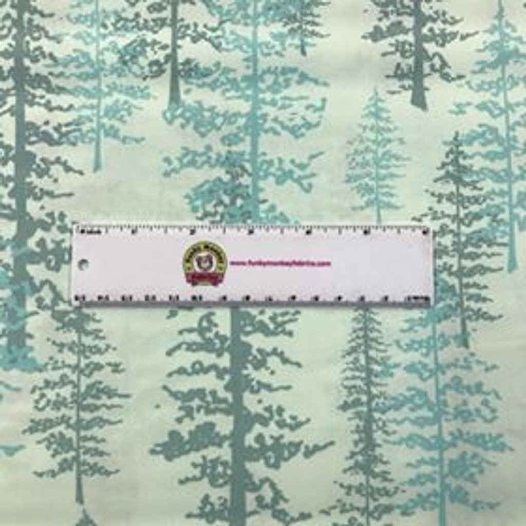 Mystical Woods Lunar - Art Gallery Cotton