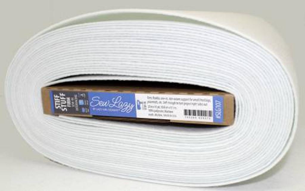 Stiff Stuff Firm Sew In Interfacing - FULL BOLT (bolt.SLG107)