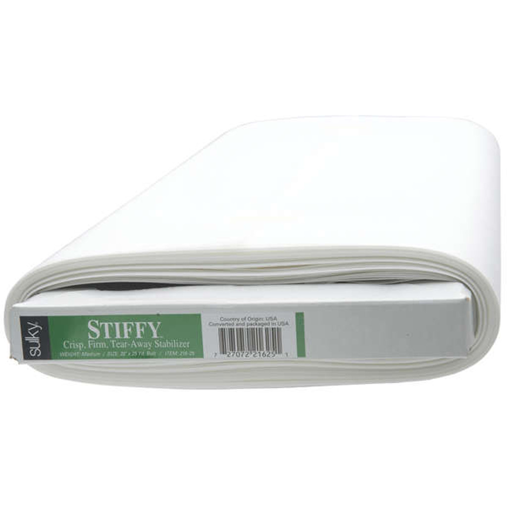 Stiffy Firm Tearaway Stabilizer - 1/2 yard