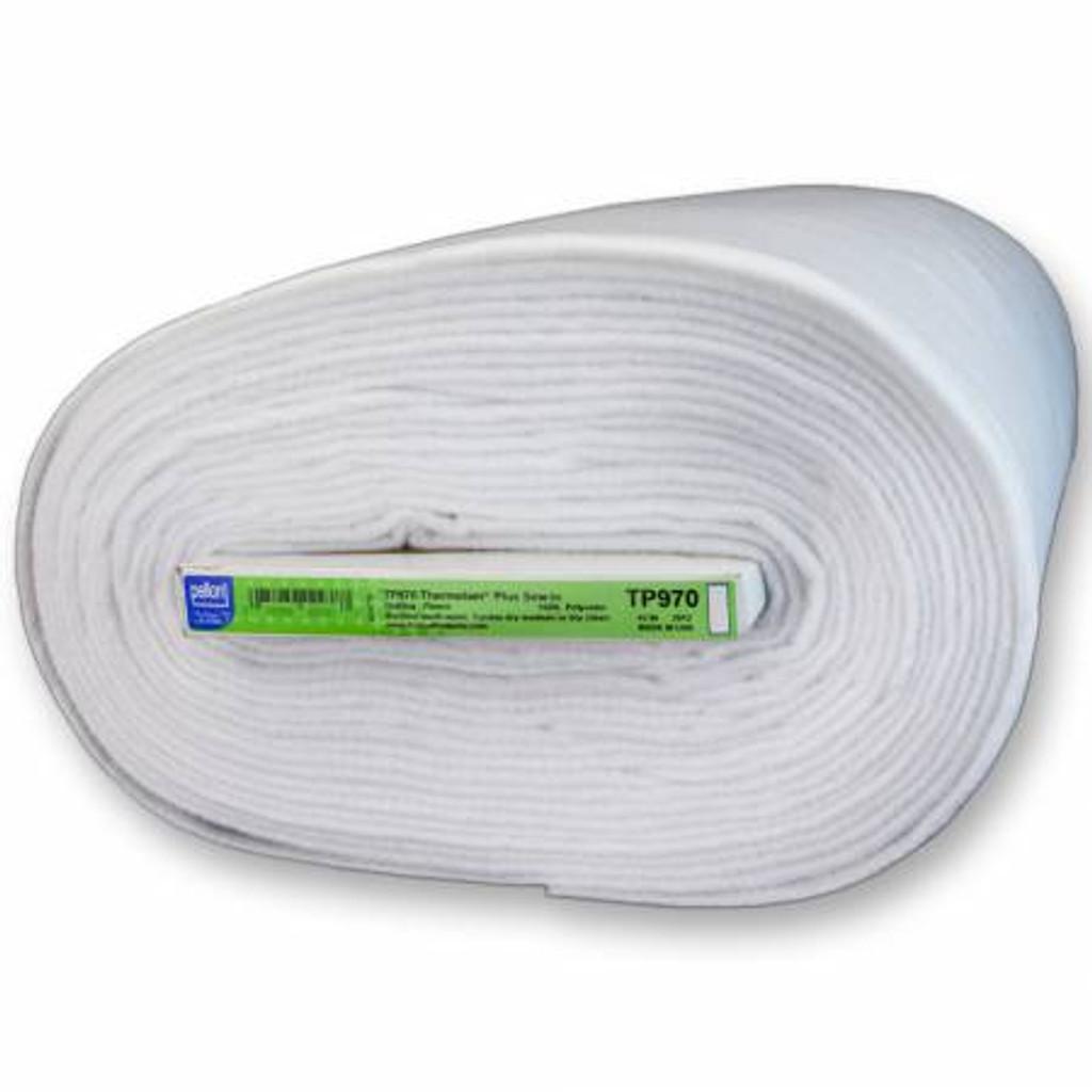 P970 - Pellon Thermolam Plus Sew in Fleece - FULL BOLT (bolt.P970)