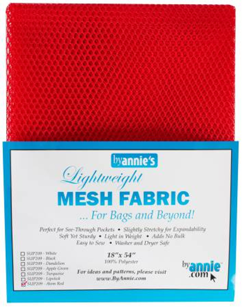 Mesh Lite Weight Package - Atomic Red